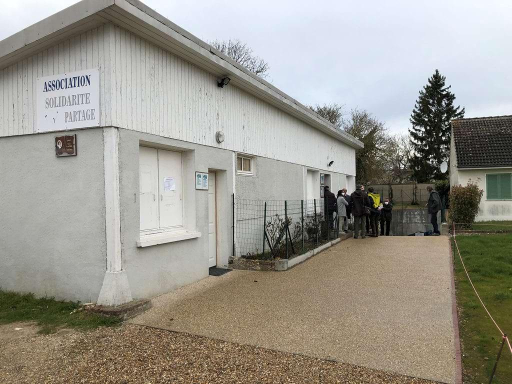 Association Solidarité Partage à Vernon